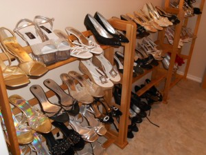 Shoes FREE with your prom dress rental!